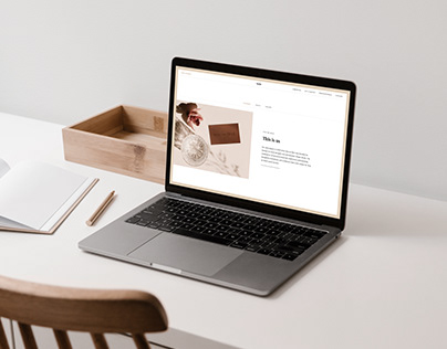 Webdesign for Stay on Deck