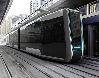 City tram NEX