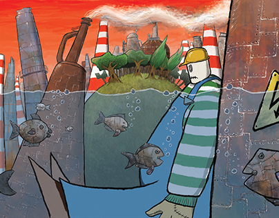 "Dapè: ""Factories dominate nature"""