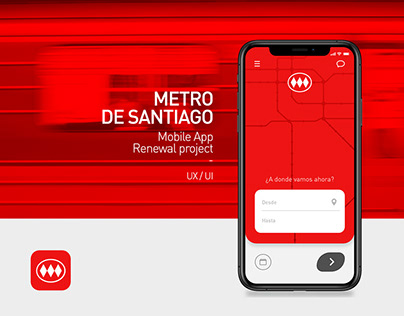 Metro de Santiago App