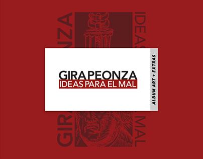 Gira Peonza - Album Art