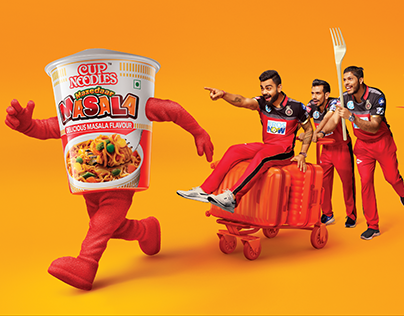 Cup Noodles - Enjoy Wherever Whenever