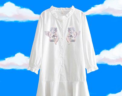 dress angel