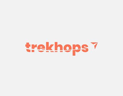Trekhops Logo