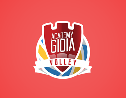 Academy Gioia Volley - Restyling
