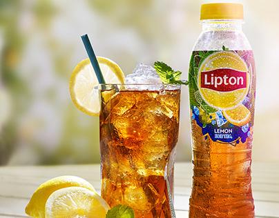 Refreshing Lipton Iced Tea | Retouch