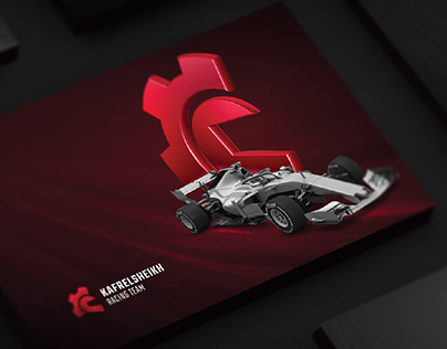 Kafrelsheikh racing team | logo design