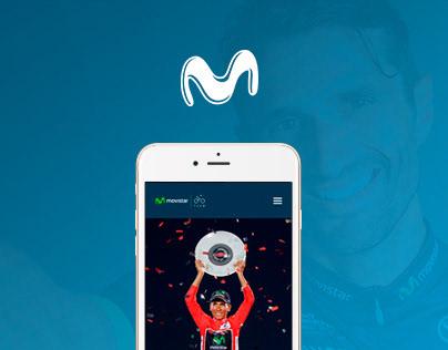 Website Oficial | Movistar Team