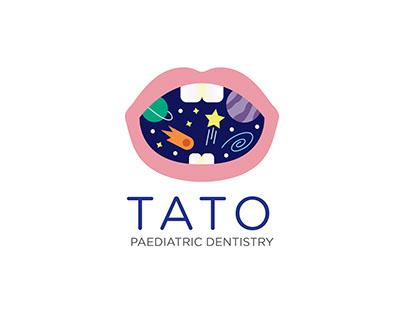 TATO Logo Design