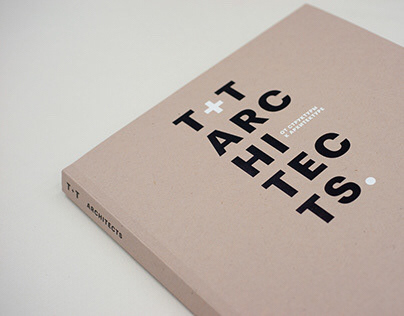 T+T Architects Book
