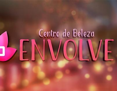 Logo Centro de Beleza Envolve