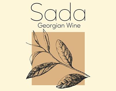 Sada - Concept of Georgian Wine