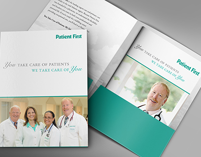 Patient First - Physician Recruitment Brochure