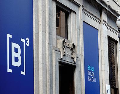 B3 - Brasil Bolsa Balcão