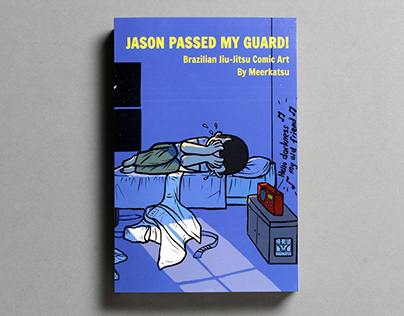 Jaons Passed My Guard comic book
