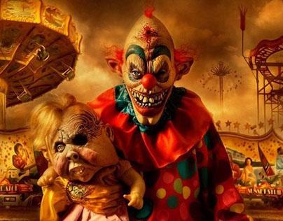 Clown's Factory - Original Song - 2009 - Psytrance