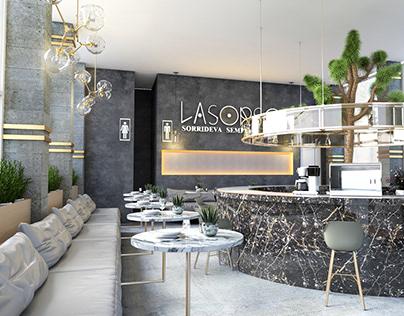 Lasorso Restaurant - KSA