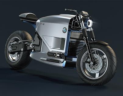 BMW MOTORRAD R NINE T-X