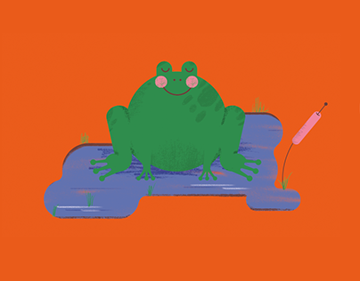 Graou Magazine 4 - Frog