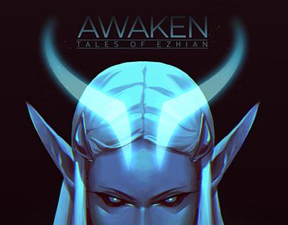 AWAKEN - Short comic