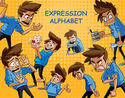 Expression Alphabet