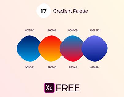 17 Gradients (Free XD)
