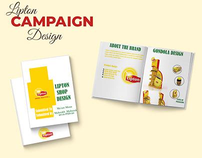 Lipton Campaign Design