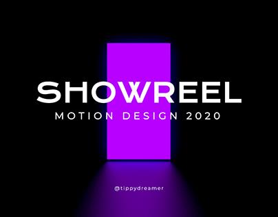 My Showreel 2020