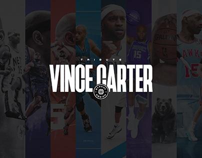 Vince Carter Career Tribute