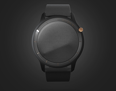 Divided/By Watch Concept