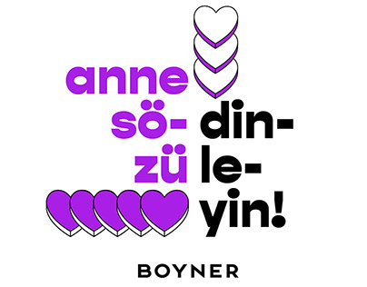 Boyner - Mother's Day Campaign