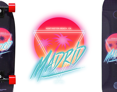MADRID Skateboards 2017