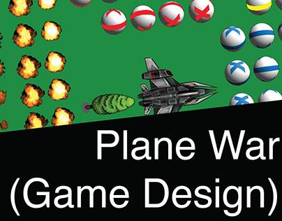 Plane War (Game Design)