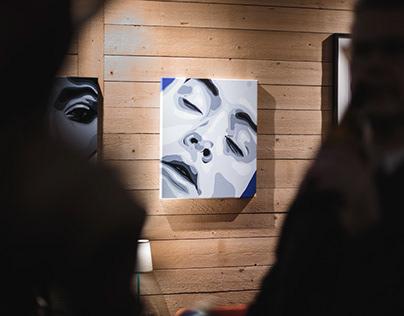 Exposition « Verre de lunettes à double foyer »