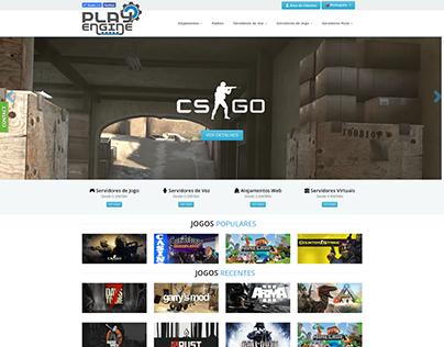 WebSite - PlayEngine