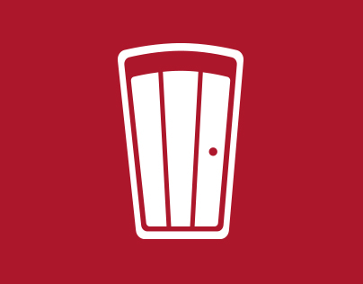 Red Door Brewing Co. Logo