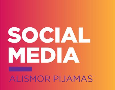 Social media - Alismor Pijamas