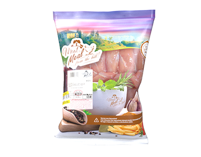 Meat project - Bag product