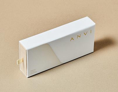 ANVI Studio | Logo & Packaging