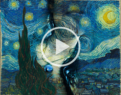 Vincent_starry starry night