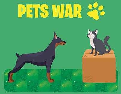 Pets War-Tower Defense