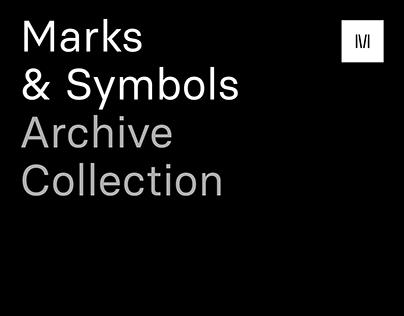 Marks & Symbols 01.