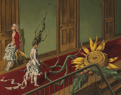 Visual Biography of Dorothea Tanning