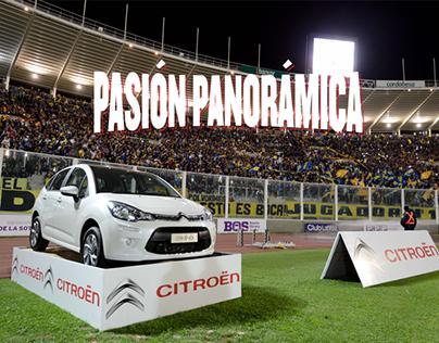 Citroën - Pasión panorámica