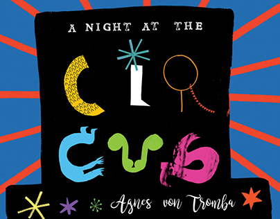 A night at circus, picture book