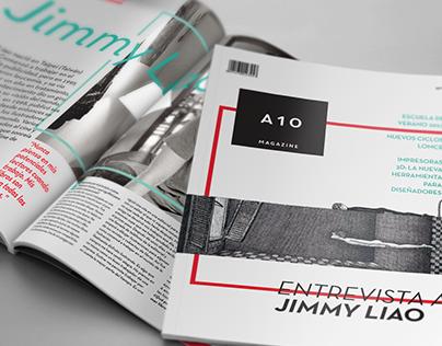 A10 magazine