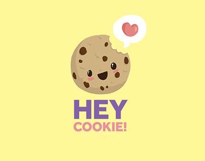 Hey Cookie! Brand Identity