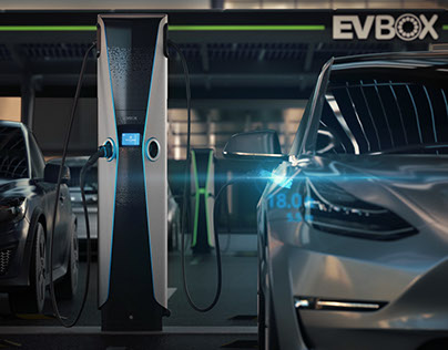 EVBox Business Charger Level 2