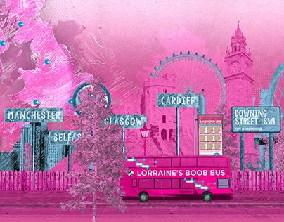 Lorraine's Boob Bus Promo