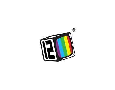 Telfaz 12 - Logo design